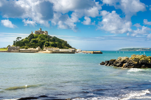 St Michael Mount Cornwalls copyright Photography Cornwall