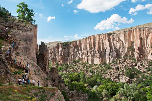 Ihlara Valley Cappadocia copyright  el_cigarrito
