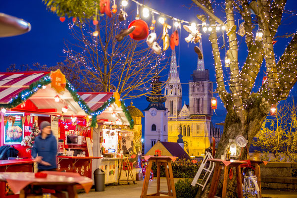 Advent in Zagreb - European Best Christmas Markets - Copyright Julien Duval