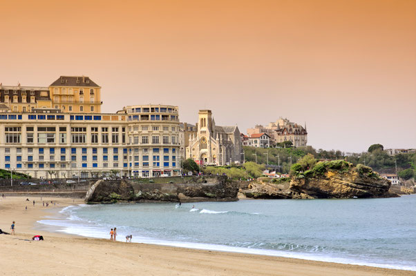 Biarritz European Best Destinations Copyright bensliman hassan