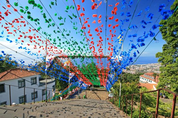 Nossa Senhora do Monte, Madeira, Portugal - Copyright swa182
