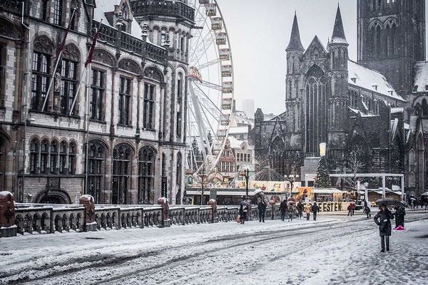 Christmas Market In Ghent 2020 Ghent Christmas Market 2020   Dates, hotels, things to do