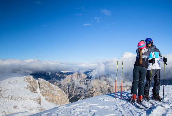 Cortina d'Ampezzo - European Best Ski Resorts - Copyright www.alefaedda.com
