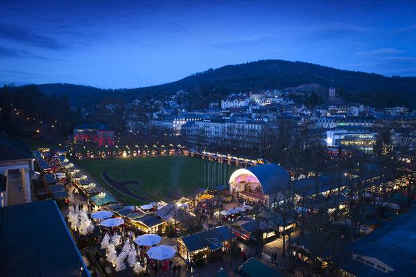 ©Baden Baden Christmas Market -  Baden-Baden Kur & Tourismus