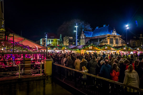 Best Christmas Markets in Europe - Valkenburg Christmas Market - Copyright kerststadvalkenburg.nl - European Best Destinations
