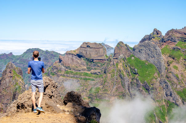Pico do Ariero - Copyright Matthieu Cadiou / European Best Destinations