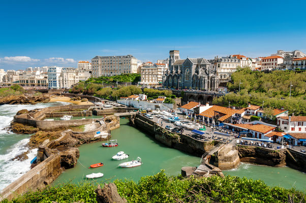 Biarritz European Best Destinations Copyright Gaelfphoto