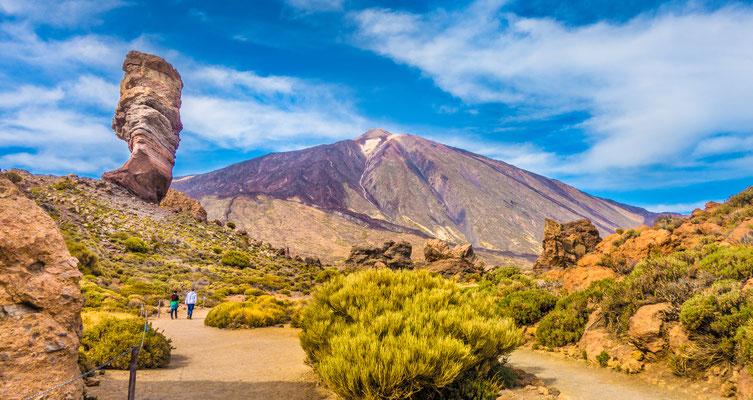 Pico del Teide Tenerife copyright canadastock