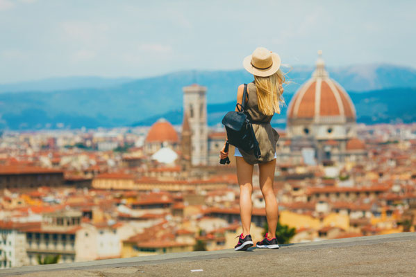 Florence European Best Destinations Copyright Vasily Makarov