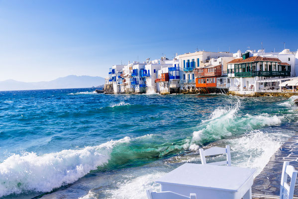 Mykonos - European Best Destinations - Mykonos copyright Aetherial Images