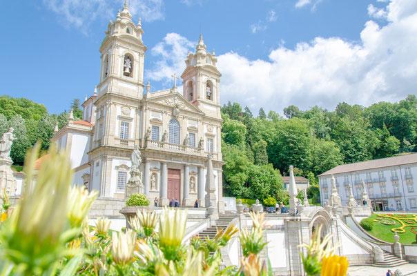 Bom Jesus de Braga © Matthieu Cadiou / European Best Destinations