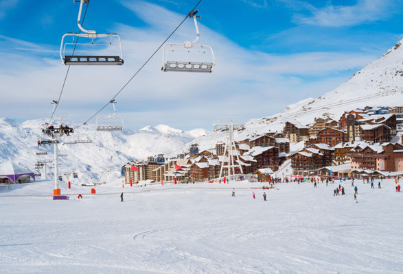 Val Thorens European Best Ski Resorts - Copyright Elisa Locci