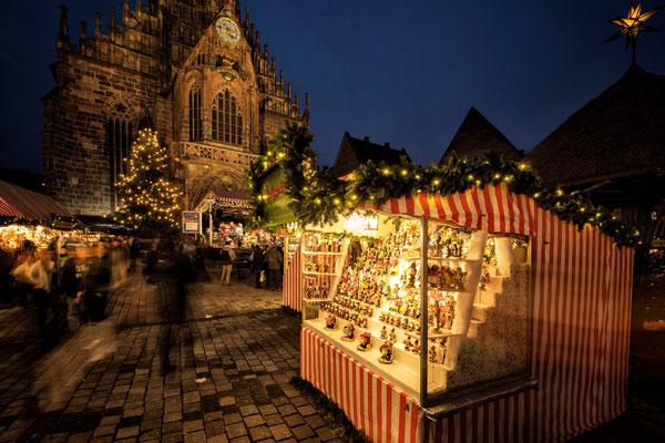 Nuremberg Christmas Market Copyright © Florian Trykowski