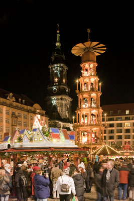 Dresden Christmas Market © Syvlio Dittrich / Dresden.de