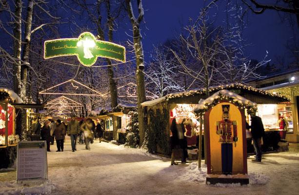 Baden Baden Christmas Market  - Copyright Baden-Baden Tourism Office