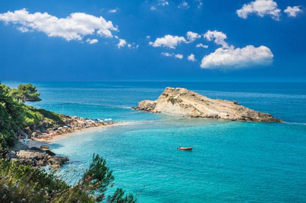 Turkopodaro beach, Kefalonia island, Greece - Copyright Lucian BOLCA