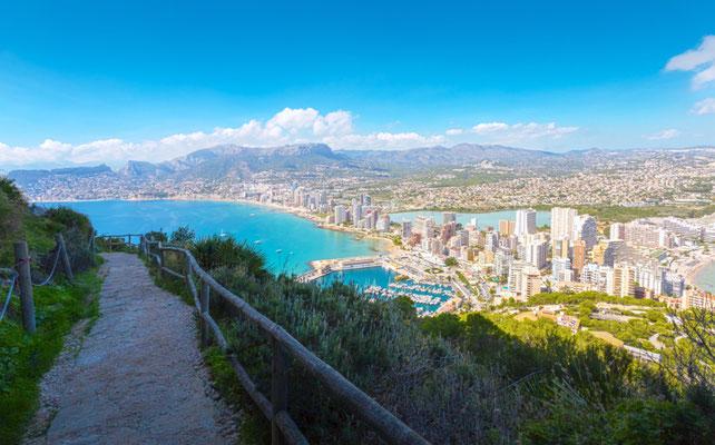 Calpe European Best Destinations - Best Destinations to visit in Spain - Calpe Natural Reserve copyright BAHDANOVICH ALENA