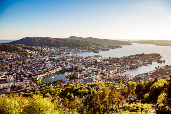 Bergen European Best Destinations Copyright Andrey Armyagov