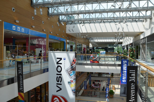Avenue Mall Shopping Center Zagreb - Copyright European Best Destinations
