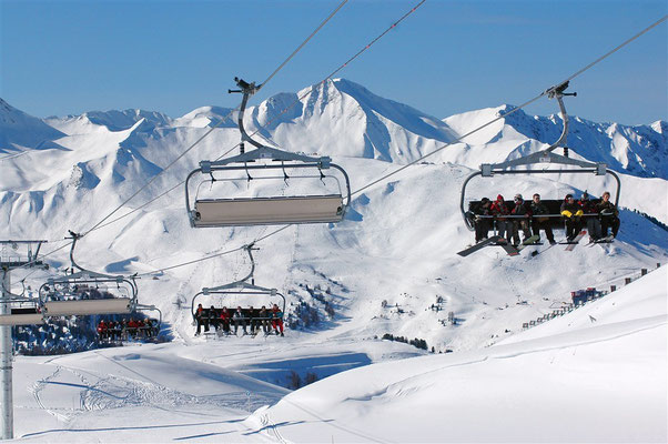 La Plagne European Best Destination - Copyright www.la-plagne.com