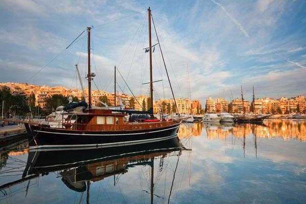 Athens marina, Greece © Milan Gonda / shutterstock.com