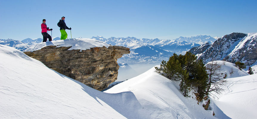 Crans Montana - European Best ski resorts in Europe - Copyright  Crans Montana.ch -  OlivierMaire    - European Best Destinations
