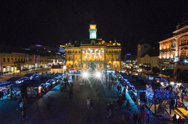 Novi Sad Christmas Market, Serbia - Copyright nswinterfest.rs