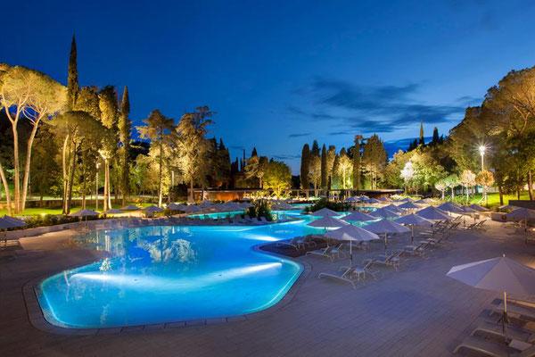 Hotel Lone, Rovinj, Croatia
