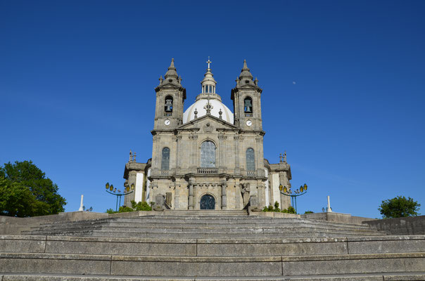 Sameiro Sanctuary, Braga, Portugal © European Best Destinations