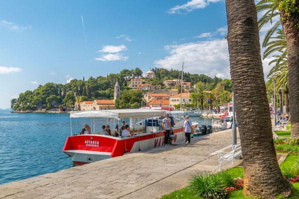 Cavtat Boat tour copyright Shutterstock Editorial Frank Fell Media