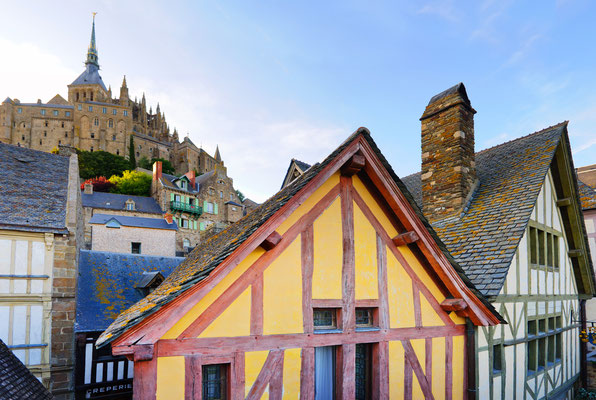 Mont-Saint-Michel, France - Copyright Max Topchii