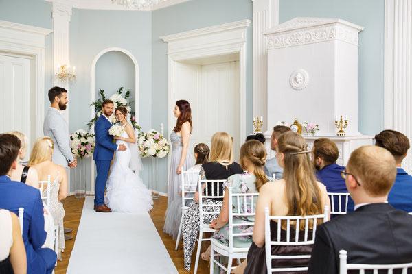 Manowce Palace - Best Wedding Venue in Europe - More information on www.manowce.pl