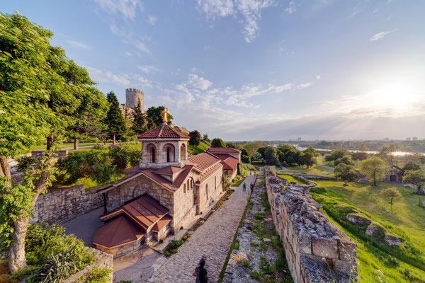 Belgrade European Best Destinations - Copyright Vladimir Nenezic