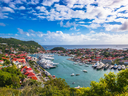 Saint Barthelemy - European Best Destinations - Saint Barthelemy Harbor - Copyright Sean Pavone