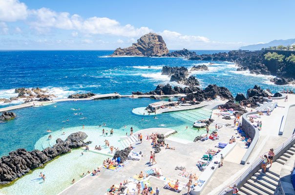 Porto Moniz natural pools, Madeira, Portugal - Copyright Matthieu Cadiou / European Best Destinations