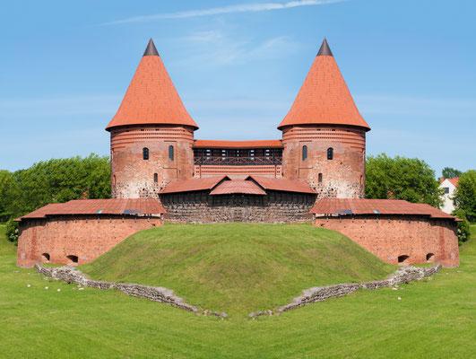 Castle of Kaunas. - Kestutis Zitinevicius