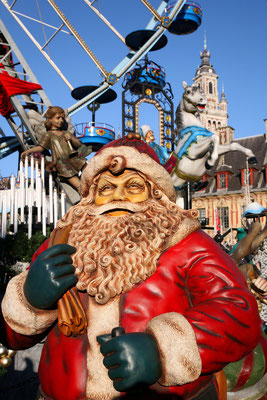 Lille Christmas Market  © Maxime Dufour