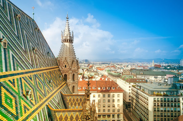 Vienna European Best Destinations Copyright Lipskiy