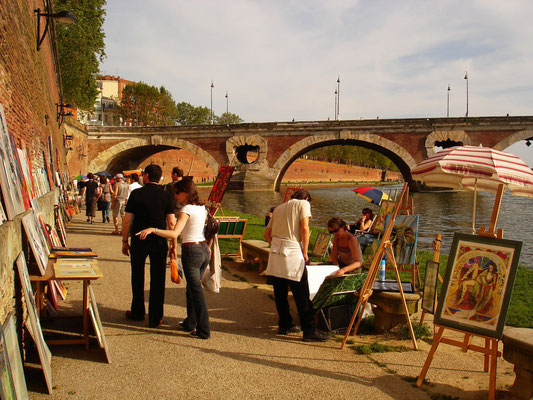 Toulouse European Best Destinations - Copyright Office du tourisme de Toulouse