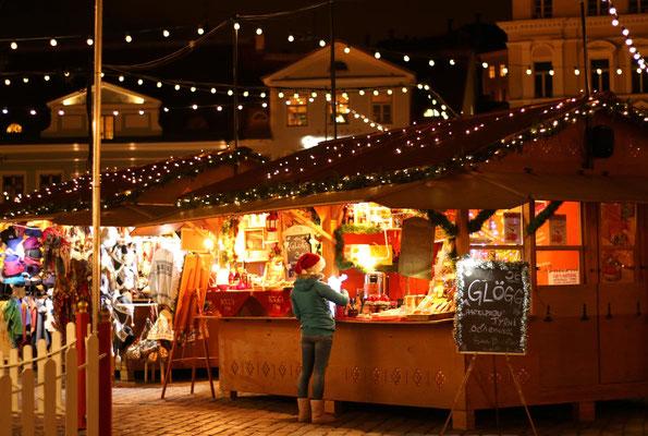 Tallinn Christmas Market - Copyright Kadi-Liis Koppel / Visit Tallinn