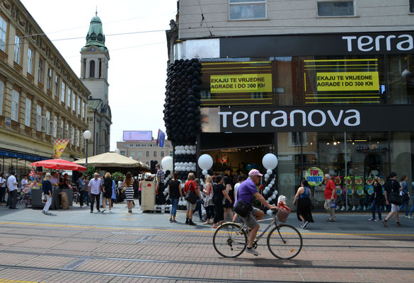 Ilica Street - Best shopping street in Zagreb - Copyright European Best Destinations