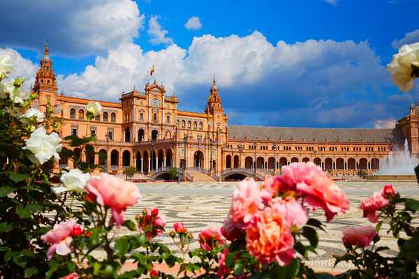 Seville - European Best Destinations - Plaza de Espana - Sevilla - Copyright holbox 2