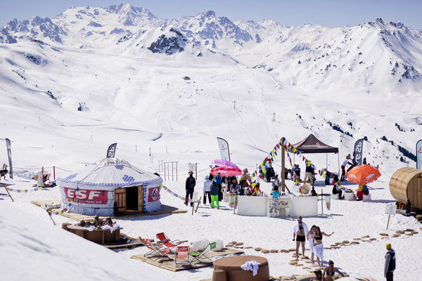 La Plagne - European Best Ski Resorts - European Best Destinations - Copyright F.Aubonnet
