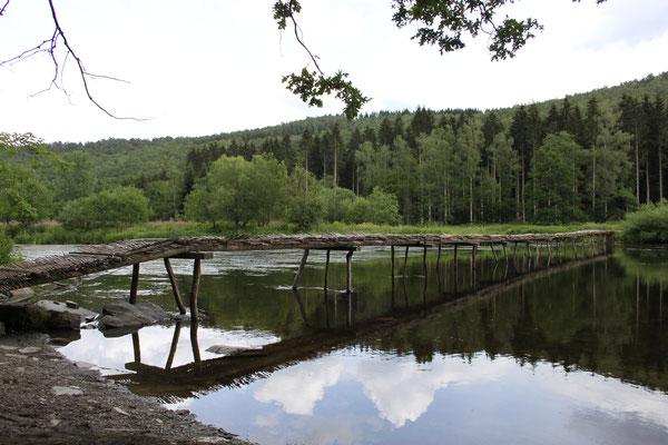 Les plus beaux villages de Wallonie Copyright LAFORET 1 semois et pont de claies Mark Rossignol