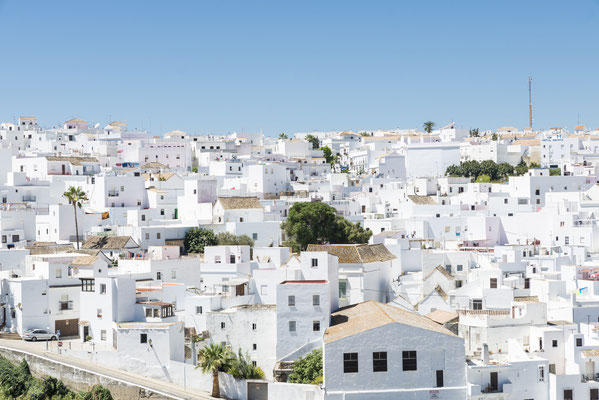 Vejer de la Frontera is a little town near Cadiz, Spain by J2R