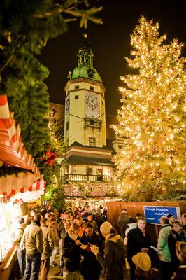 Leipzig Christmas Market Copyright Leipzig.travel