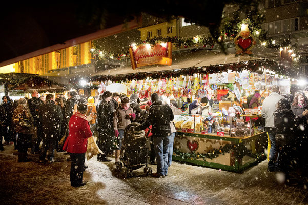 Best Christmas Markets in Germany -  Wurzburg Christmas Market - Copyright Wurzburg.de