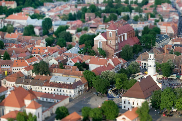 Kaunas - one of the best destinations in Europe for a city break