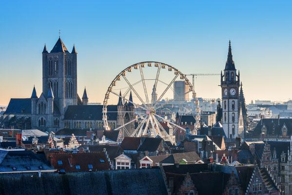 Ghent Ferris wheel copyright Cristian Puscasu