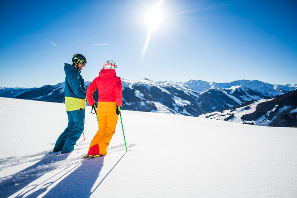 Best ski resorts in Europe Skicircus Saalbach Hinterglemm Leogang Fieberbrunn - Copyright Bause